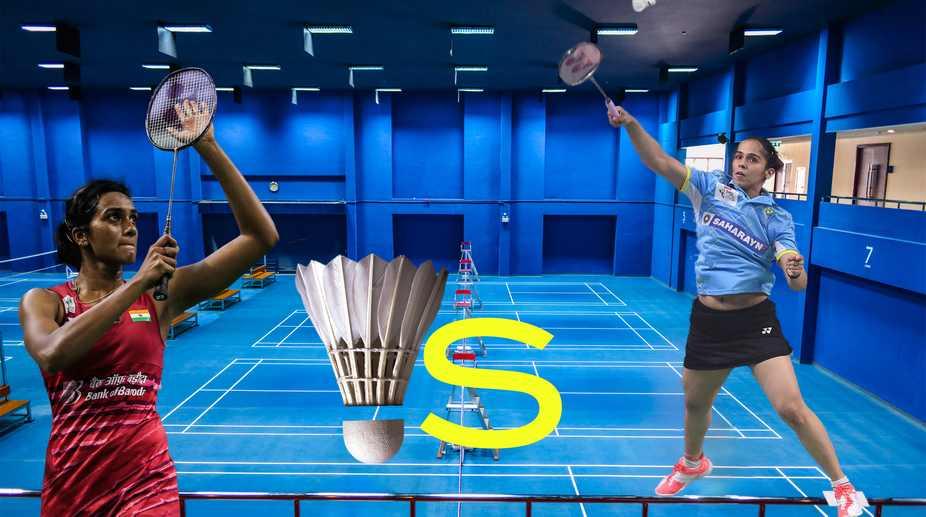 PV Sindhu vs Saina Nehwal