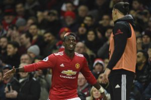 Premier League: Paul Pogba drives Manchester United fightback