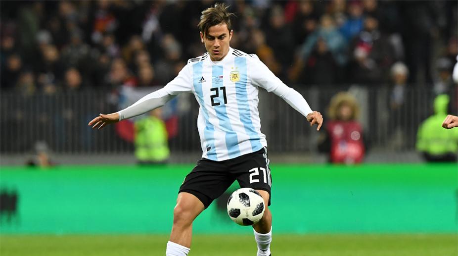Paulo Dybala, Argentina Football