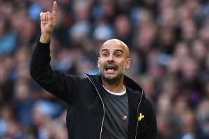I am happy with the way we played: Manchester City manager Pep Guardiola