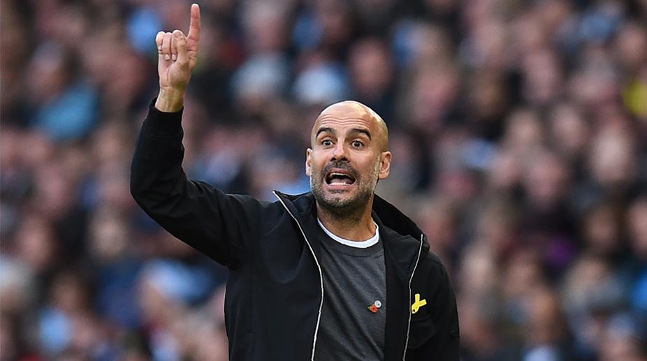 Pep Guardiola, Manchester City F.C., Premier League