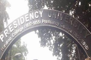 Presidency chaos