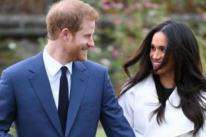Prince Harry to marry Meghan in Windsor Castle in May 2018