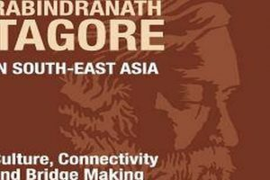 Tagore's revival of cultural links