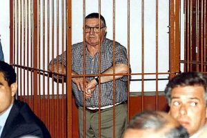 Notorious mafia 'boss of bosses' Toto Riina dead at 87