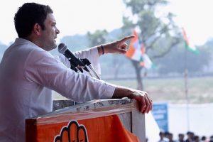 Rahul Gandhi targets PM Modi over his 'silence on corruption'