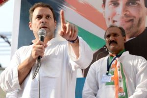 Development should remain focus in Gujarat, BJP will try to digress: Rahul