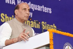 Rajnath Singh to chair Western Zonal Council meet in Gujarat