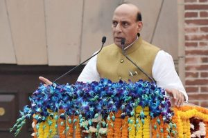 Whatever we do for kin of martyred troopers will always be less: Rajnath
