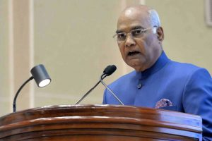 President voices concern over poor representation of weaker sections in higher judiciary