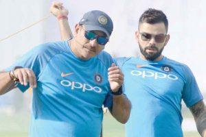 Ravi Shastri eyes South Africa series after Sri Lanka whitewash