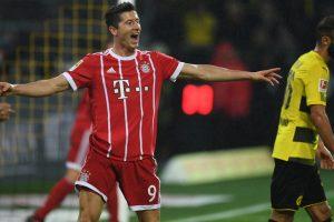 Bundesliga: Bayern beat Dortmund, Leipzig record win