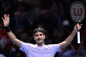 ATP Finals: Roger Federer powers past Alexander Zverev to reach semis