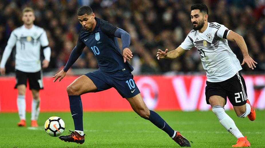 Ruben Loftus-Cheek , Ilkay Gundogan, England vs Germany