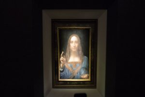 Saudi prince revealed as buyer of $450mn Da Vinci painting
