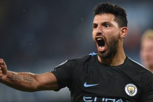 Manchester City striker Sergio Aguero ecstatic after becoming club's all-time top scorer