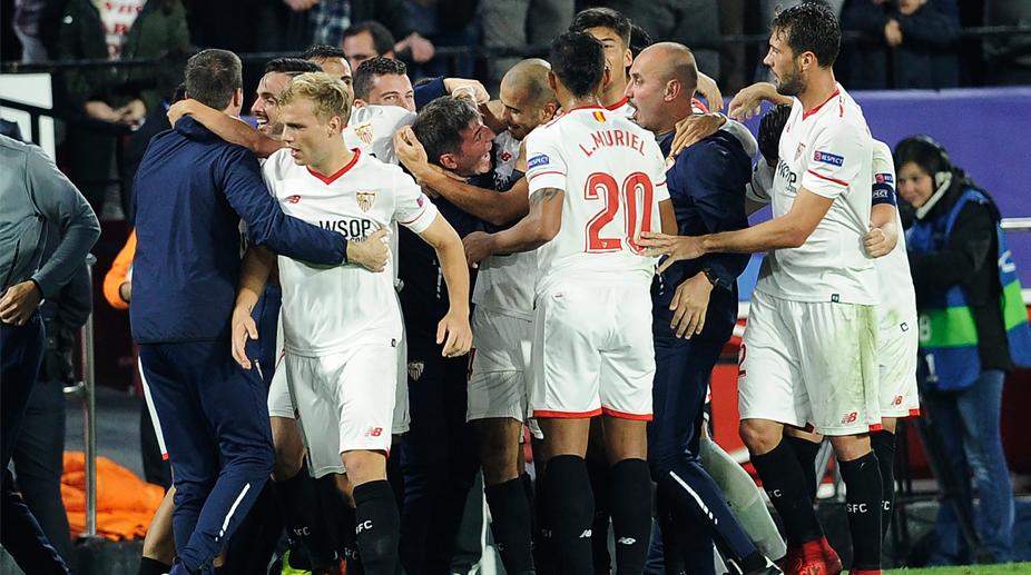 UEFA Champions League, Sevilla F.C., Liverpool vs Sevilla