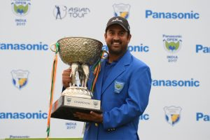 Shiv Kapur wins Panasonic Open