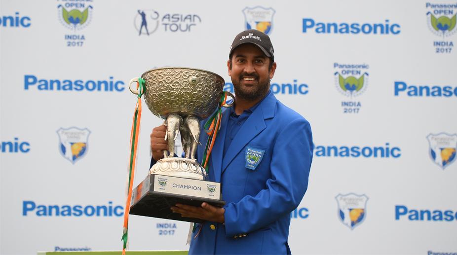 Shiv Kapur, Panasonic Open