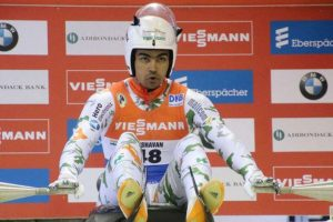 Shiva Keshavan qualifies for 2018 Winter Olympics