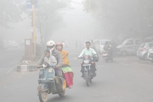 Delhi schools reopen despite smog, record low attendance