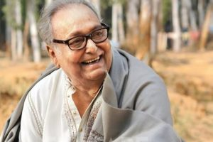 Soumitra Chatterjee to get French honour during Kolkata book fair
