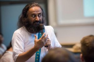 Solution to Ayodhya dispute will be in national interest: Sri Sri Ravi Shankar