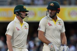 1st Ashes Test, Day 2: Smith, Marsh strengthen Australia after top-order collapse