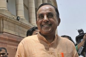 Subramanian Swamy hails VP's decision rejecting impeachment notice