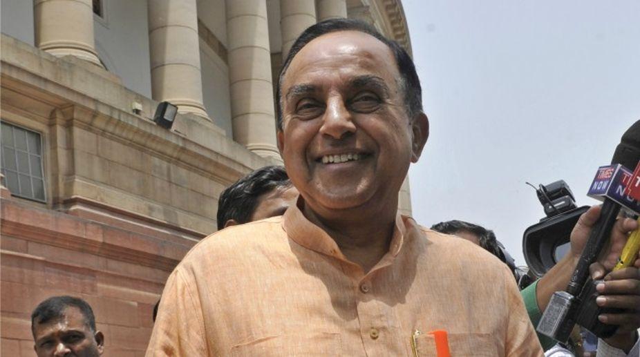 Subramanian Swamy, NPA trapeze, Gautam Adani, loan bombshell