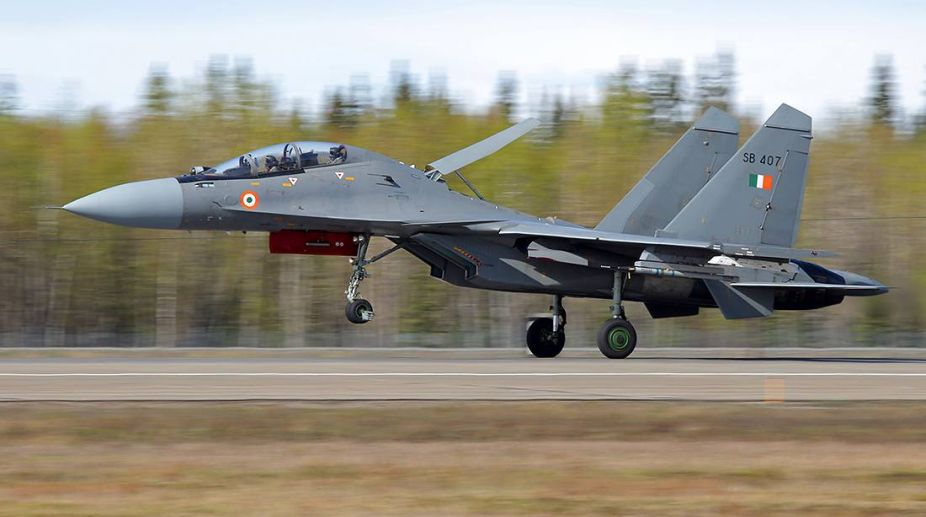Integration of Brahmos on 40 Sukhoi aircraft begins