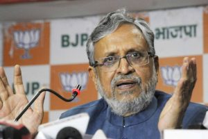 Take longer time to include real estate in GST: Sushil Modi