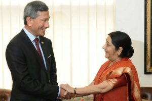 Singapore for broader India-Southeast Asia connectivity