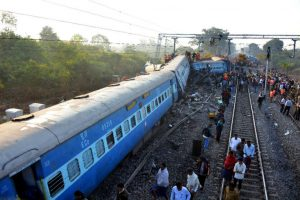 Vasco Da Gama express derailment: 3 dead, 9 injured; Goyal orders probe