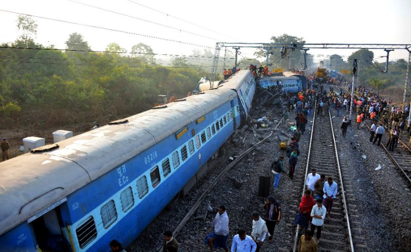 Less accidents, more aftershocks for Railways