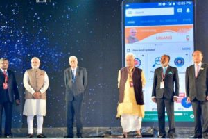 PM Modi launches e-governance Umang app for citizen services
