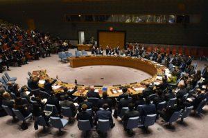UN's reform logjam