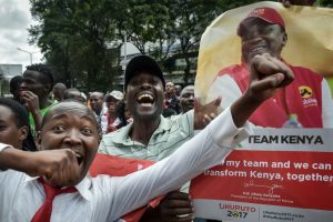 Kenyan President to be sworn-in for second term