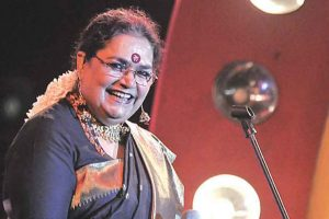 I am a complete live performer: Usha Uthup