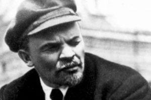 Lenin's ghost and Iqbal