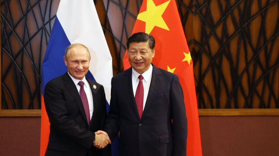 Beijing, Russia, China, 2018, Chinese President, Xi Jinping