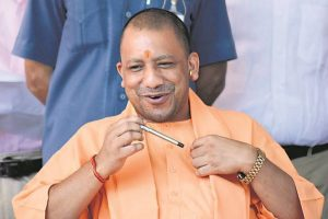 Two held for posting Adityanath's objectionable photo on social media