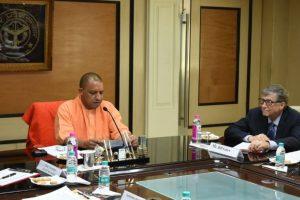 Bill Gates to assist Uttar Pradesh in tackling child malnutrition