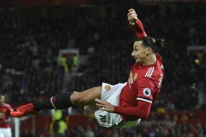 Premier League: Zlatan Ibrahimovic's 'special comeback' for Manchester United