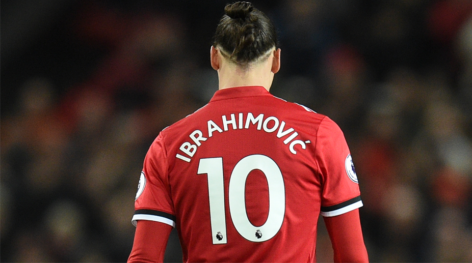 Zlatan Ibrahimovic, Manchester United F.C. , Premier League