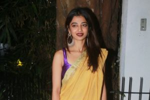 Radhika denies writing script for Anurag's short