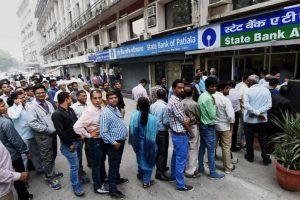 Demonetisation turned people into beggars, says Shiv Sena