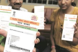 Majority concerned about protection of Aadhaar details