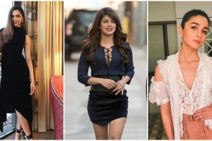 Priyanka, Deepika, Alia: Bollywood beauties without make-up