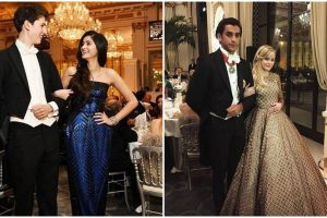 Ananya Panday, Ava Phillippe glam up for Bal des débutantes